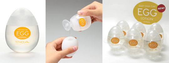 Tenga Egg Lotion Six-Pack