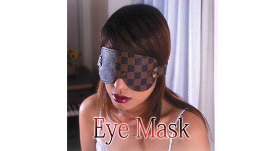 World of L Eye Mask