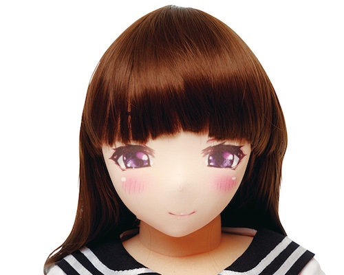 Angelic Doll Face Masks Yukinon