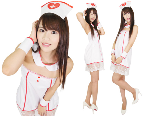 Hot Sister Nurse Uniform Costume