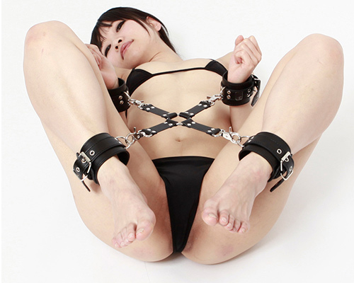 Cross Ankle and Wrist Restraints