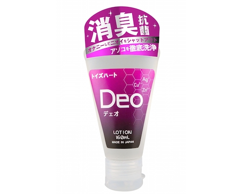 Deo Lotion Deodorizing Lubricant