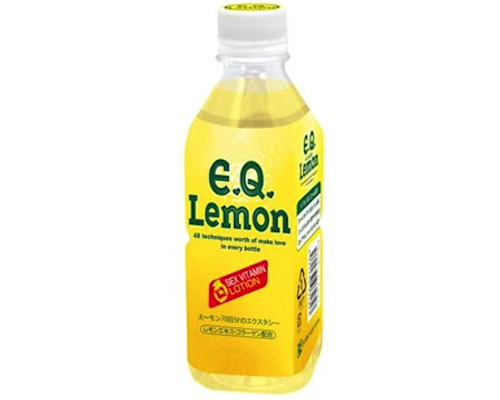 EQ Lemon Lotion
