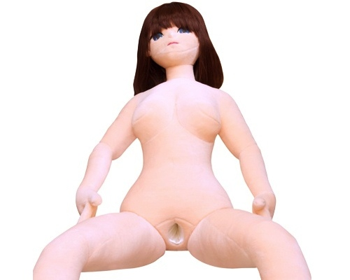 Eri Nanjo Plush Love Doll