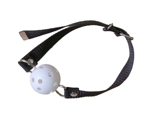 NIN White Ball Gag