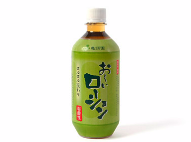 Green Tea Lotion