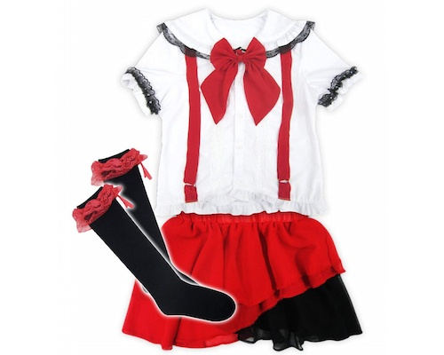 Hame Doll Stage Costume