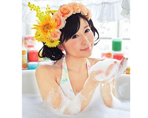 Honey Bath Aroma Bubble Gel Pot Set