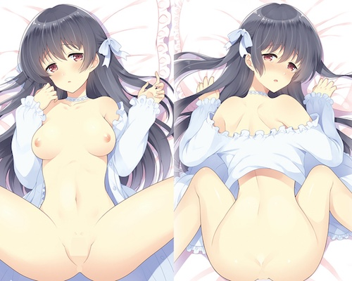Insert Air Pillow Erotic Anime Cover #156