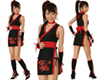 Ninja Princess Cosplay Set