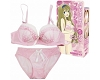 Kawaii Japanese Schoolgirl Bra and Panties