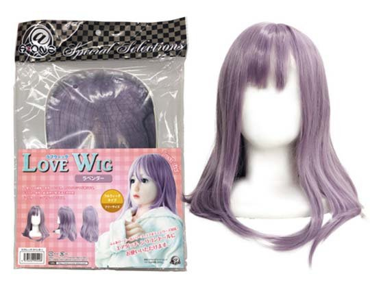Love Wig for Sex Dolls