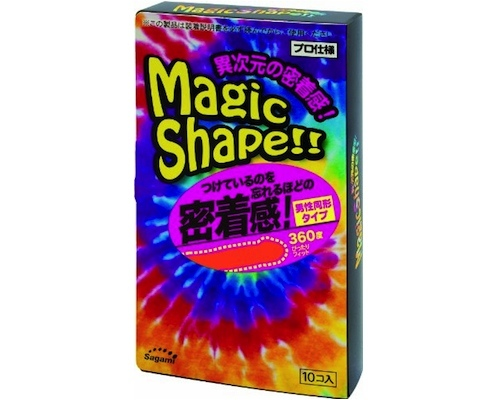 Magic Shape Condoms