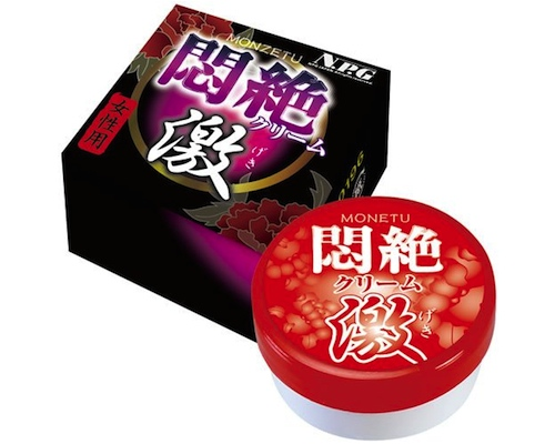 Monzetsu Love Cream Super Stimulating for Women