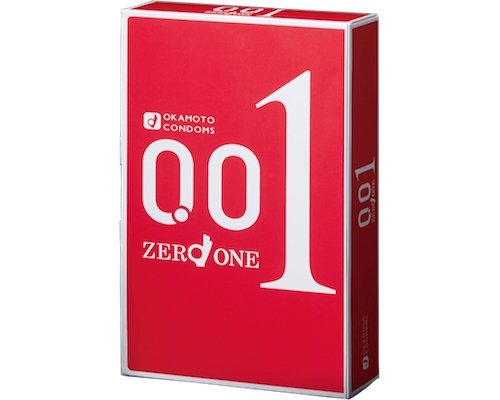 Okamoto Zero One 0.01mm Condoms
