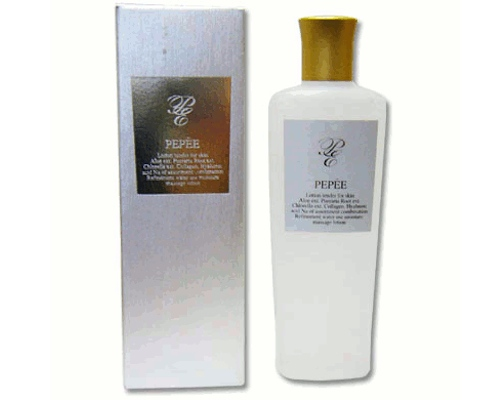 Pepee Silver Box Lotion