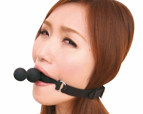 Premium Prisoner Pecker Mouth Gag
