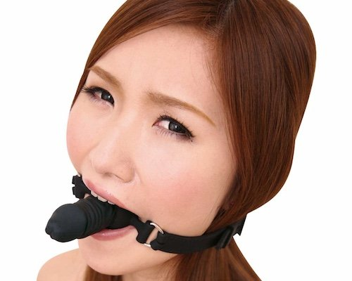 Premium Prisoner Penis Mouth Gag