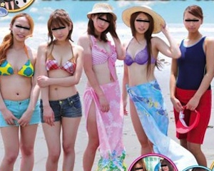 Shonan Summer Beach Cafe Girls by SOD