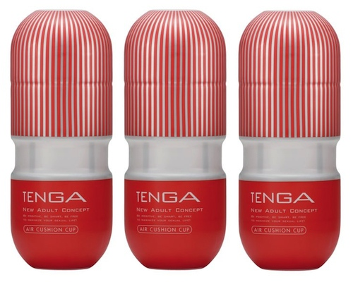 Tenga Onacup Air Cushion 3 Pack