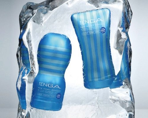 Tenga Special Cool Edition Deep Throat, Soft Tube