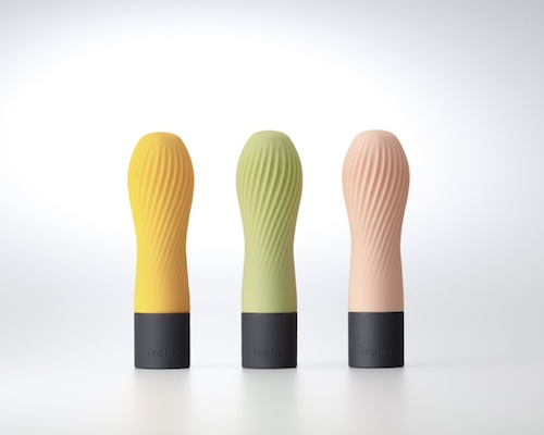 Iroha Zen Vibrator by Tenga