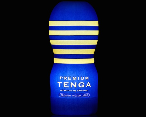 Tenga LED Light Premium Vacuum Light Onacup