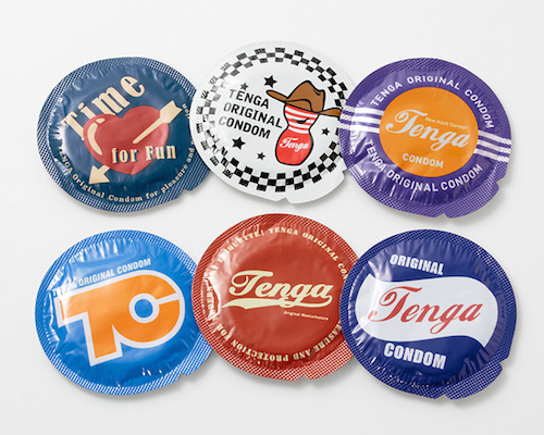 Tenga Condoms