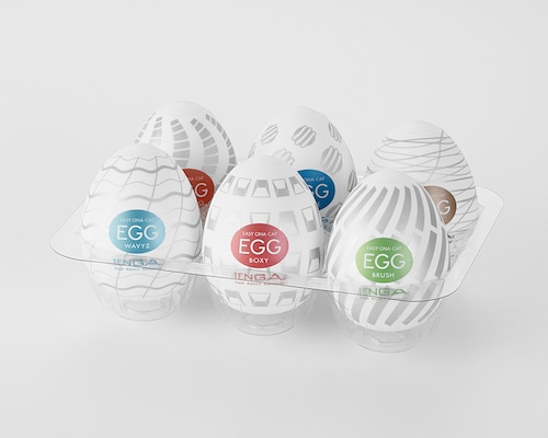 Tenga Eggs 10th Anniversary Pack