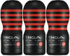 Tenga Onacup Deep T Black Edition 3 Pack