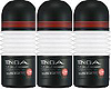 Tenga Onacup Rolling Black Edition Head 3 Pack