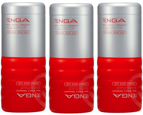 Tenga Onacup Double Hole 3 Pack