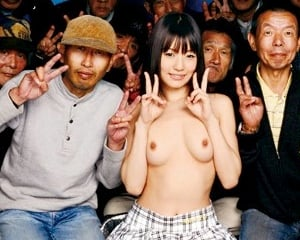 Big Sex Issue Tsubomi Homeless Orgy