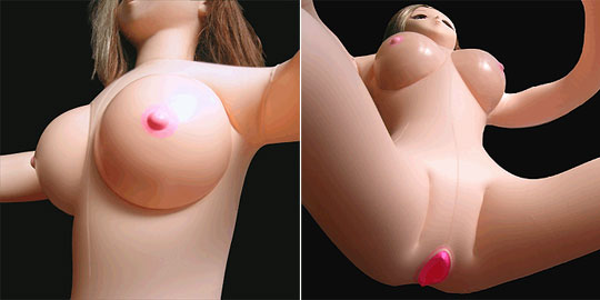 Yuria Amano high-grade sex doll