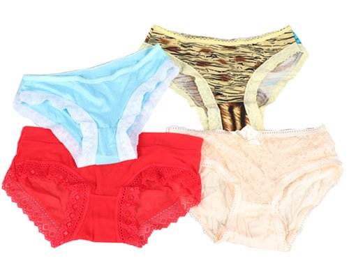 Used Panties with Photos (Set of 50)