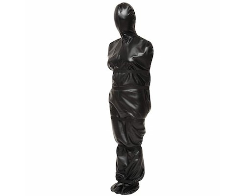 Zentai Full-body Bondage Bag