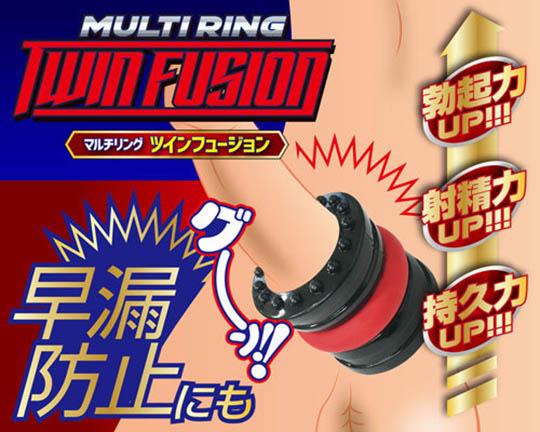 Multi-Ring Twin Fusion