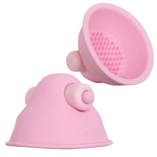 Niplessh Nipple Vibrator Cups