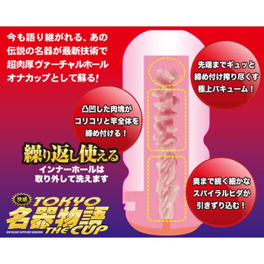 Tokyo Meiki Story THE CUP Onacup