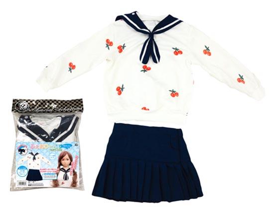 Fairy Cos Sailor Uniform Schoolgirl Costume