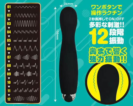 Love Pointy Vibrator
