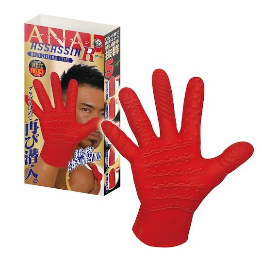 Anal Assassin Glove R