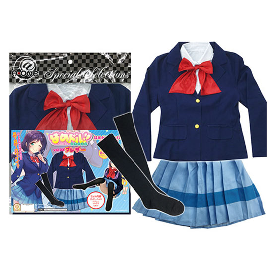 Air Doll Schoolgirl Blazer Costume
