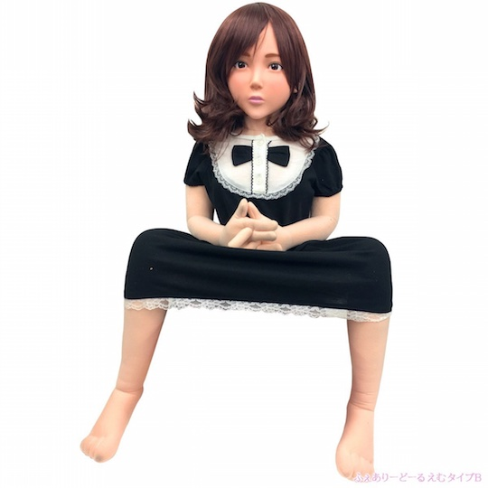 Doll Mask Fairy Face Sex Doll Accessory