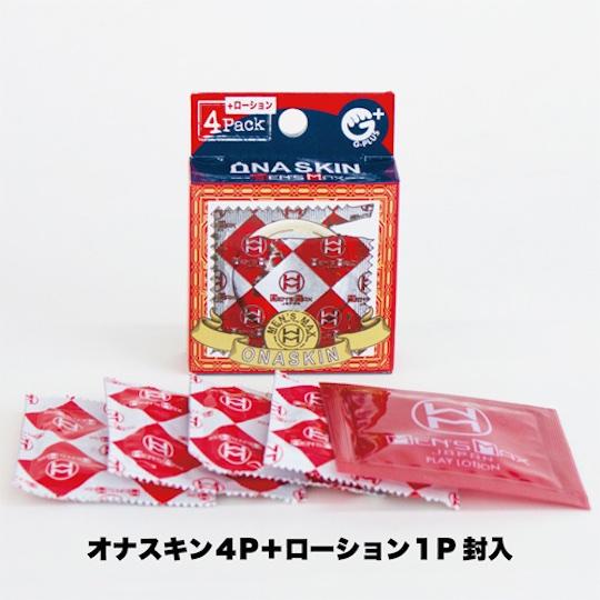 Onaskin Onahole Condom