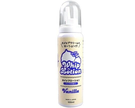 Whip Lotion Lubricant