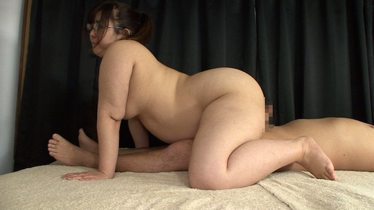 Muchimuchi Amateur Housewife Debusen Fantasy