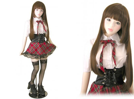 Erie Light Love Doll
