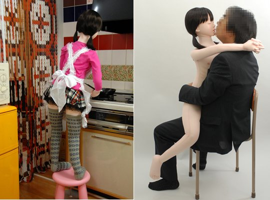 Opinion you Sex with foam dolls