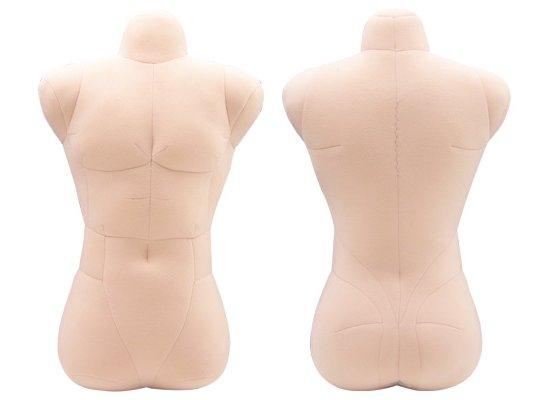 Love Venus Japanese Mens Body Plush Doll
